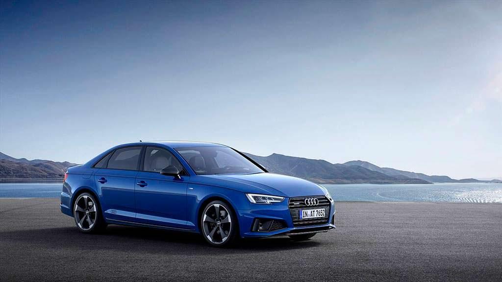 Рестайлинг Audi A4 B9