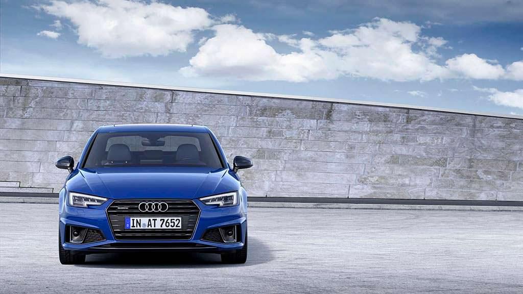 Рестайлинг Audi A4 2019