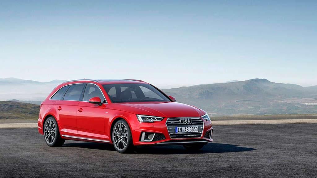 Универсал Audi A4 Avant S-Line