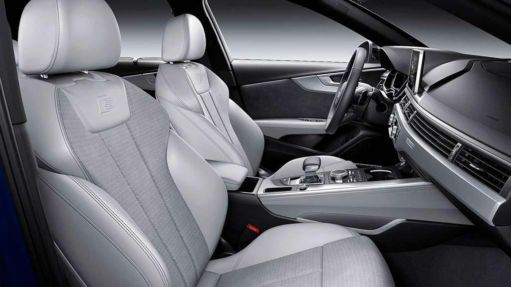 Фото салона Audi A4 B9