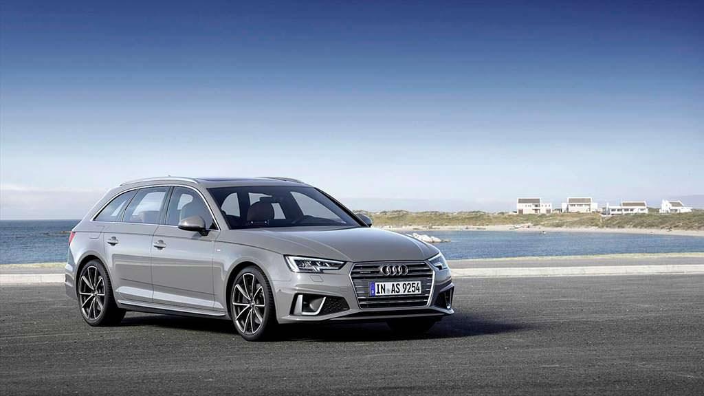 Универсал Audi A4 Avant