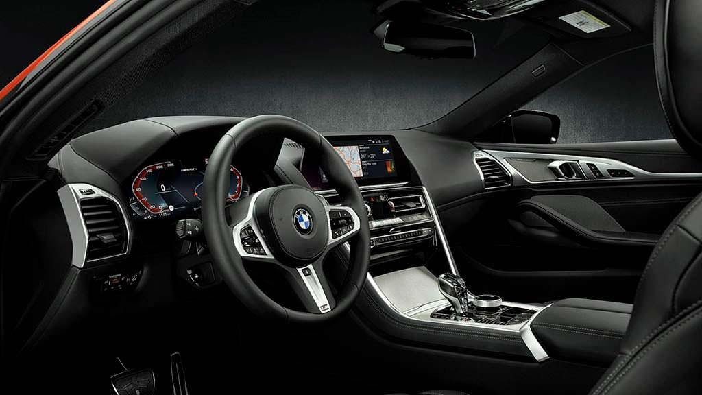 Салон BMW 8-Series