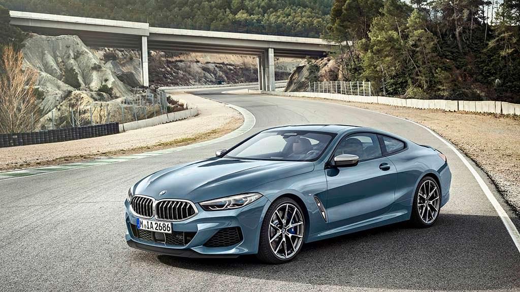 Купе BMW 8-Series нового поколения