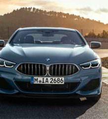 Новая BMW 8-Series официально представлена | фото, видео