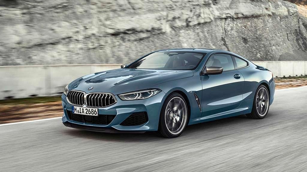 BMW 8-Series нового поколения