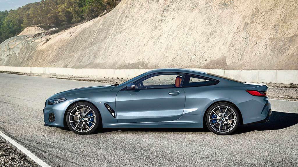 Новая BMW 8-Series