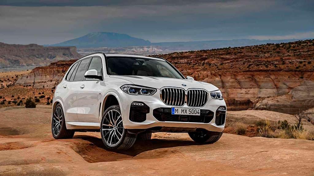 Новый внедорожник BMW X5