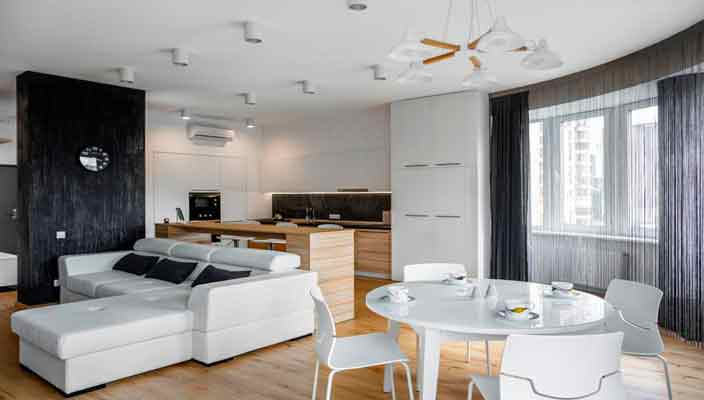 Чем квартиры посуточно в Киеве лучше отелей