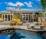 Актер Гари Валентайн продал дом в Энсино | фото и цена