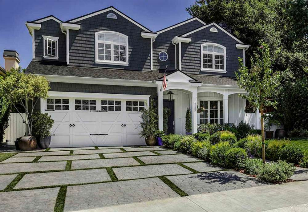 Дом с гаражом в Шерман-Окс, Лос-Анджелес