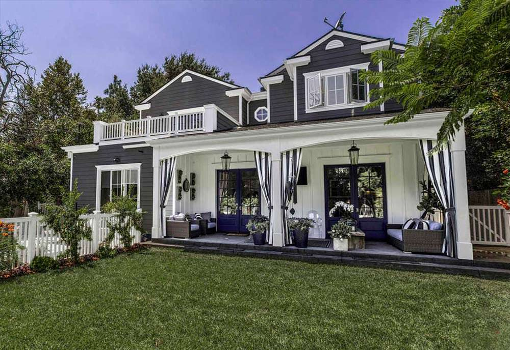 Дом с пятью спальнями актера Кевина Маккидда