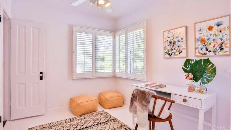 Домашний кабинет певицы Sia