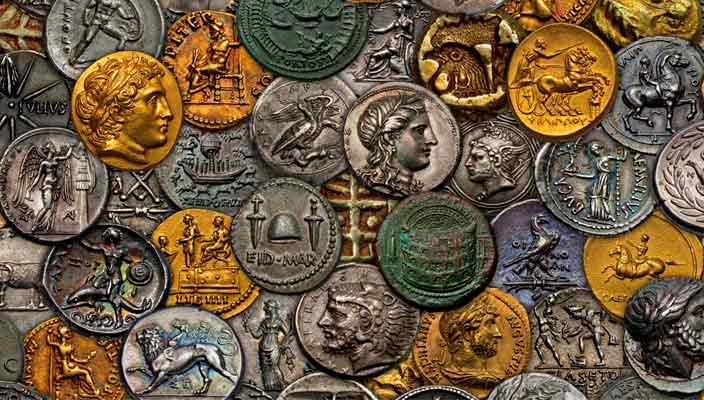 Где можно продать золотые и серебряные монеты дорого