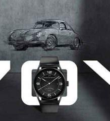 В Porsche Designs сделали особые часы в честь 70-летия