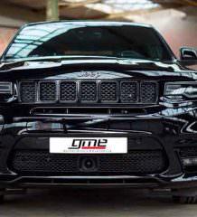 В GME сделали мощный тюнинг Jeep Grand Cherokee SRT | фото