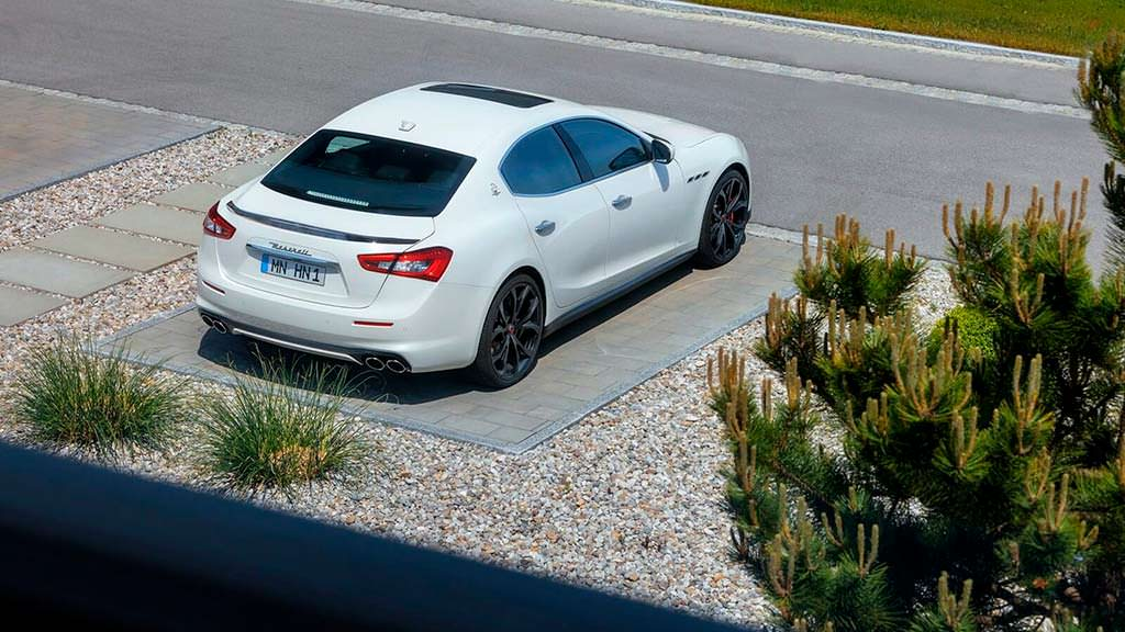 Maserati Ghibli S. Тюнинг от Novitec