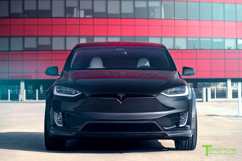 Tesla Model X T Largo. Тюнинг T Sportline