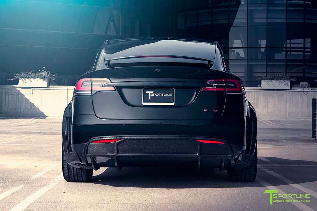 Электрокроссовер Tesla Model X T Largo от T Sportline