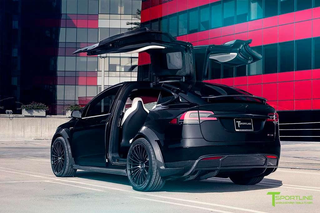 Tesla Model X T Largo от T Sportline