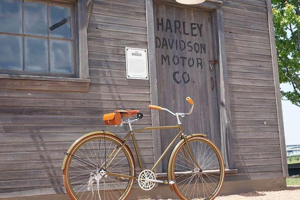 Велосипед Harley-Davidson 7-17 Standard. Цена $4 200
