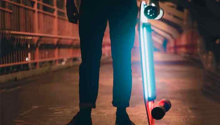 В Xiaomi сделали электро-скейтборд по цене $155 | инфо