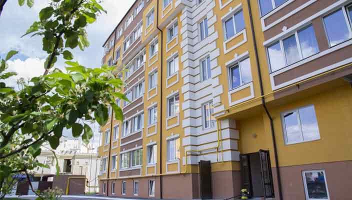 ЖК «Енисейская Усадьба» - современные квартиры в Киеве