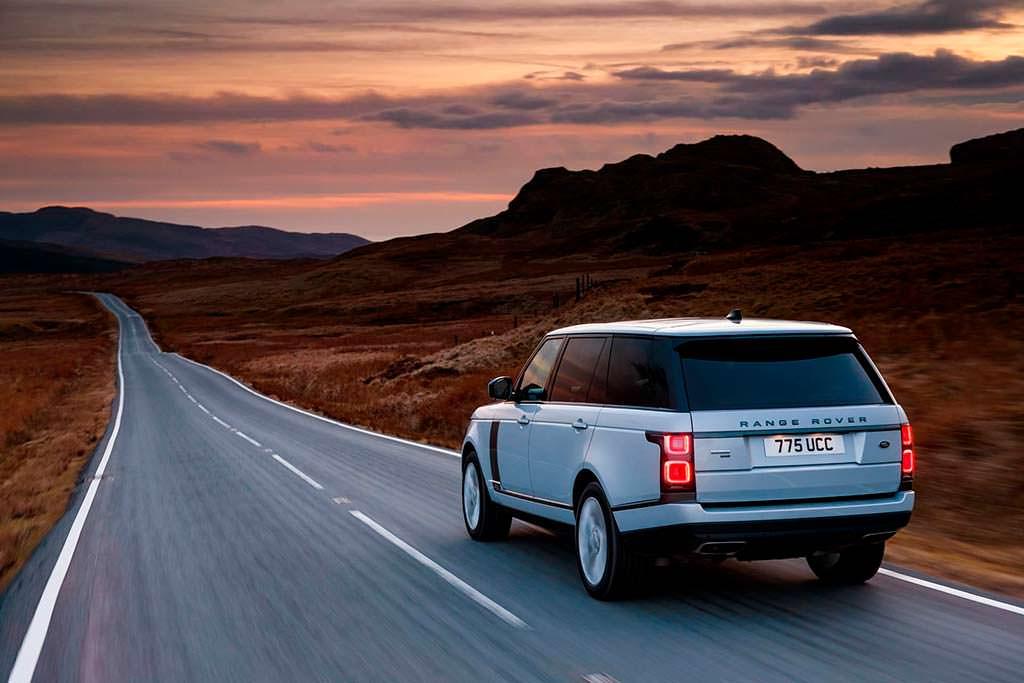 Новый Range Rover 2019
