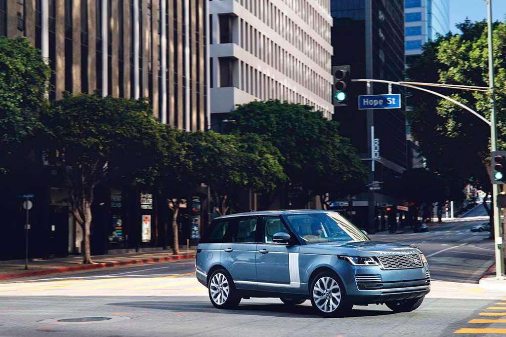 Внедорожник Range Rover 2019