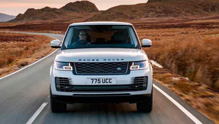 Новый Range Rover 2019 вышел с дизелем V6 на 275 л.с. | фото