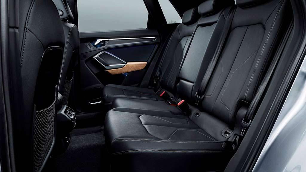 Задние сиденья Audi Q3 2019