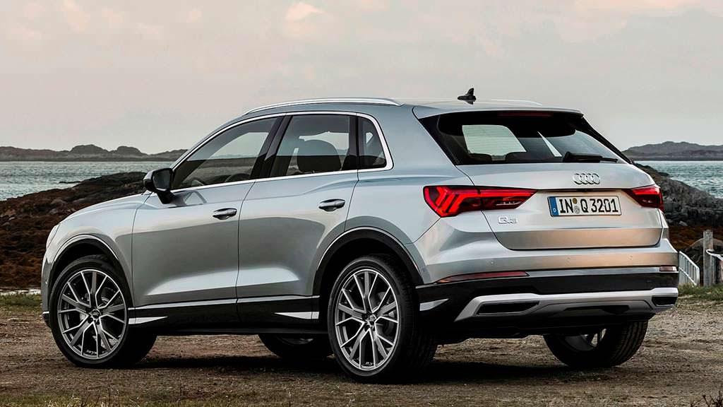Новое поколение Audi Q3