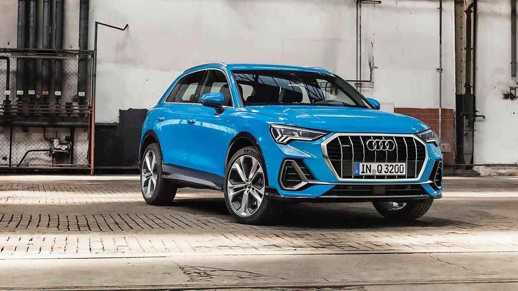 Новая Audi Q3