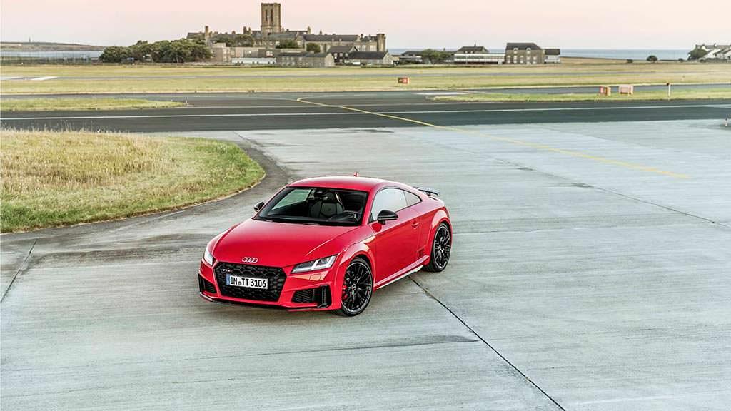 Купе Audi TT 2019