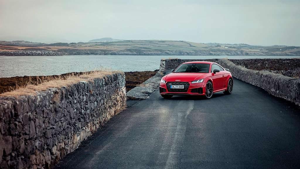 Новая Audi TT 2019