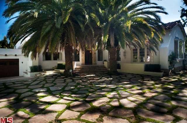 Дом в Пасифик Палисадес Денниса Куэйда