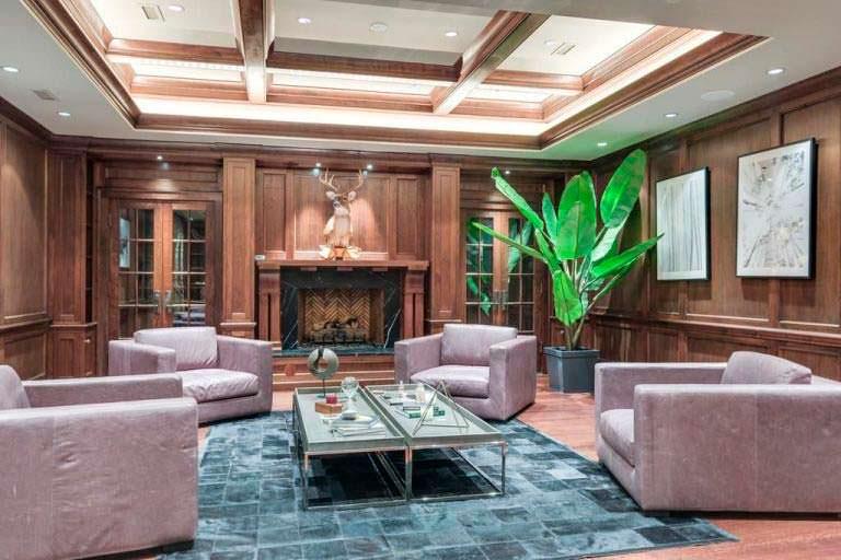 Деревянные панели в дизайне интерьера