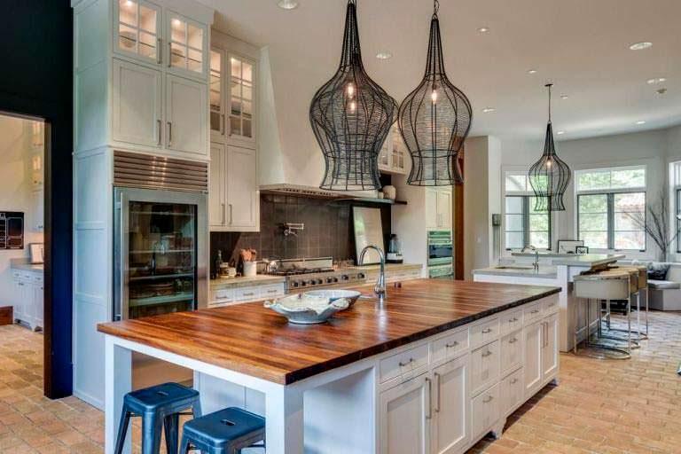Высококлассный дизайн кухни