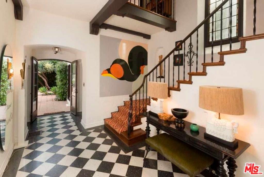 Дизайн интерьера в испанском стиле