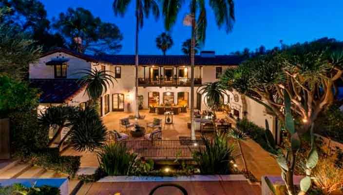 Актер Джим Парсонс продает дом в Лос Фелис | фото, цена