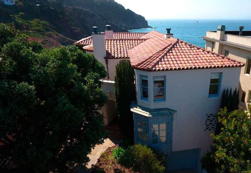 Трехэтажный дом Кирка Хэммета в Сан-Франциско