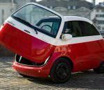 Мини электромобиль Microlino по мотивам BMW Isetta идет в серию