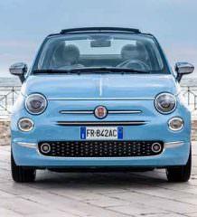 Из ретро-малышки Fiat 500 сделали стильный мини-пикап | фото