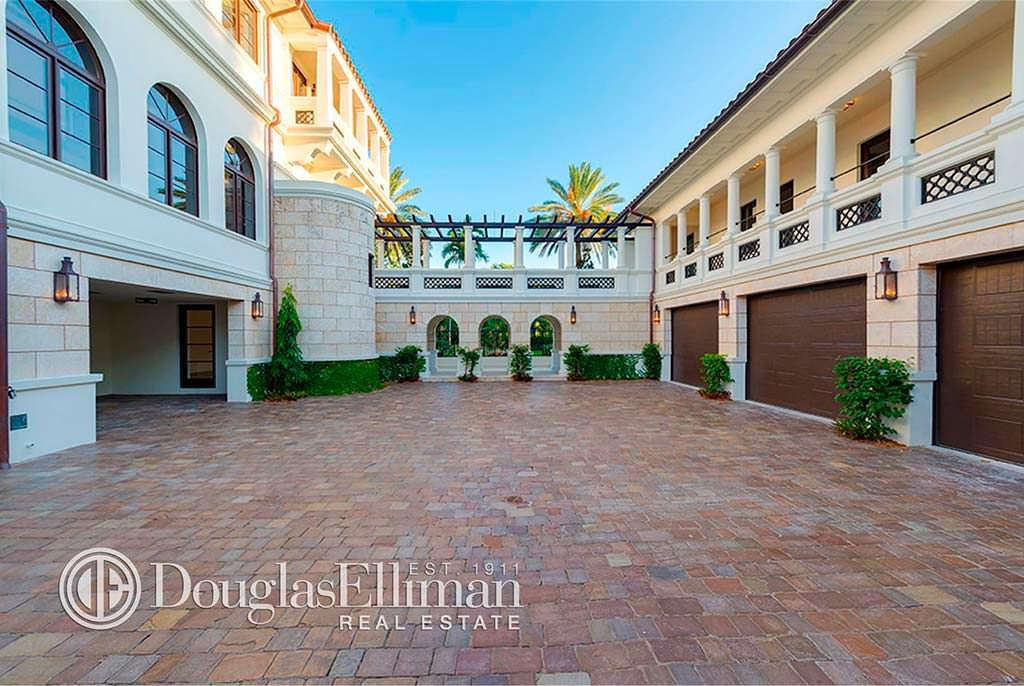Новый дом Марка Энтони в Майами