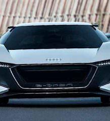 Audi PB18 E-Tron заглянула в будущее электромобилей   фото
