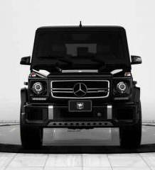 Mercedes-AMG G63 превратили в бронированный лимузин | фото
