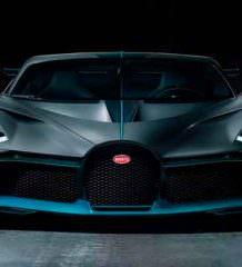 Создан особый суперкар Bugatti Divo на базе Chiron | фото