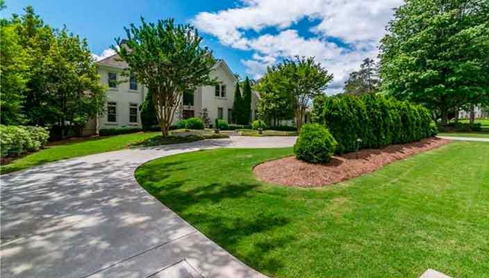 Певец Ашер продал дом в Джорджии по цене $1,5 млн