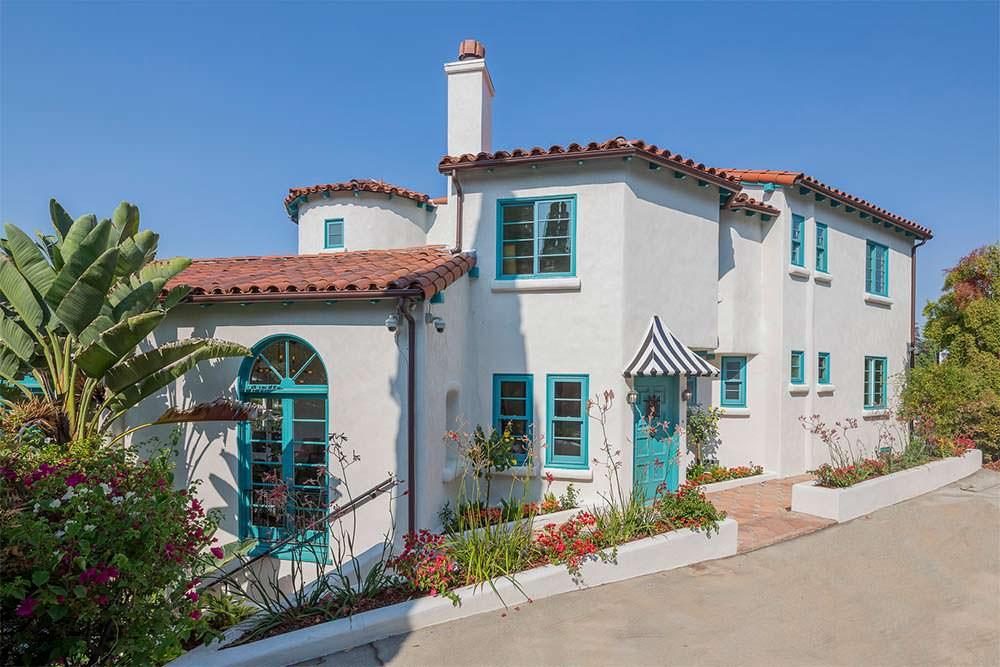 Дом Зельды Уильямс в Лос-Анджелесе