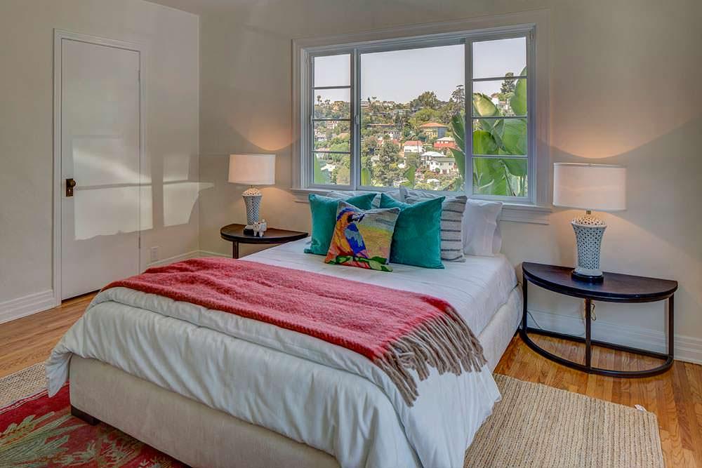 Спальня в доме Зельды Уильямс