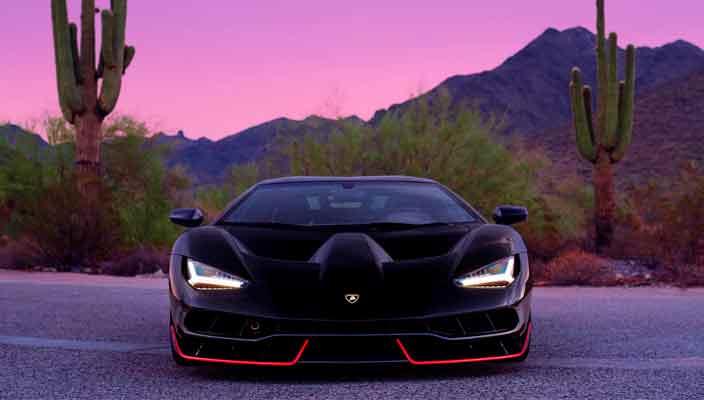 Продается один из 20 выпущенных Lamborghini Centenario | фото